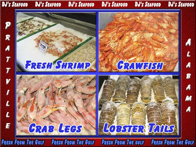 fresh crab legs in prattville al