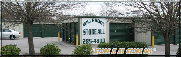Perfect Millbrook Store All